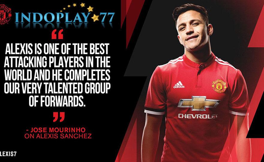 Ini Nilai Gaji Selangit Alexis Sanchez Di Manchester United